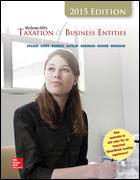 Taxation of Business Entities 6th Edition By Spilker, Ayers, Barrick, Outslay, Robinson, Weaver, Worsham - Solution Manual