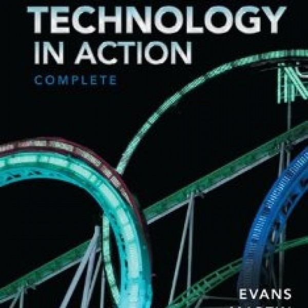 Test Bank for Technology In Action 10/E by Evans