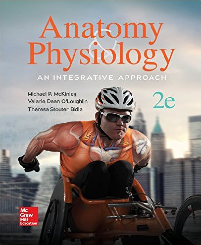 Test Bank Anatomy Physiology Integrative Approach 2nd Edition McKinley Bidle