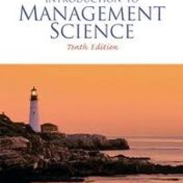 Solution Manual for Introduction To Management Science 10/E by Taylor