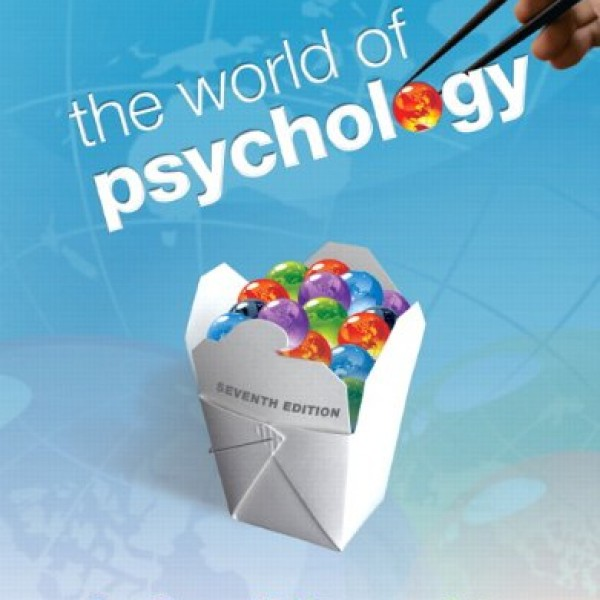 Solution Manual for The World Of Psychology 7/E by Wood