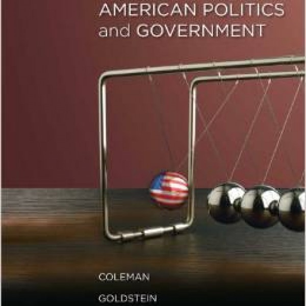 Test Bank for Understanding American Politics And Government 2/E by Coleman