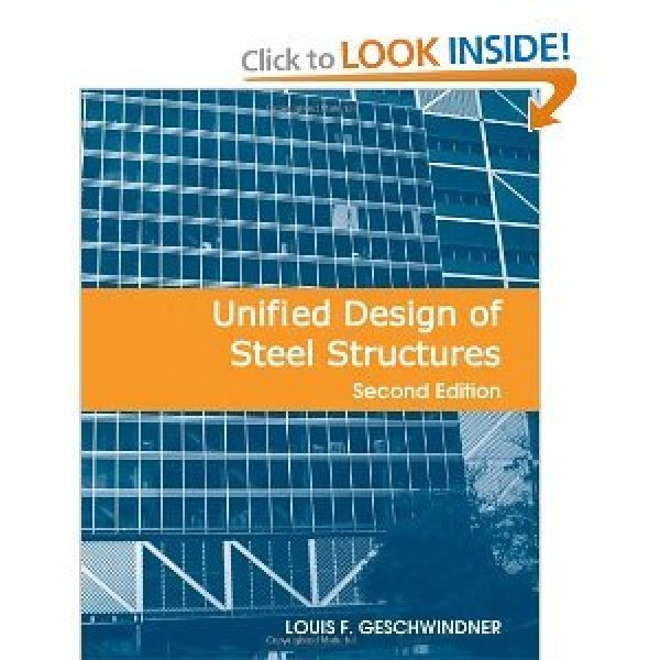 Solution Manual for Unified Design Of Steel Structures 2/E by Geschwindner