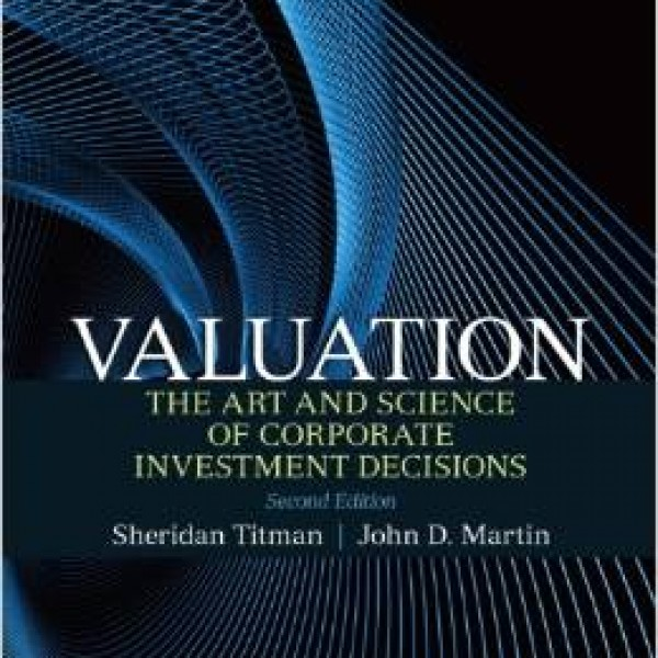 Solution Manual for Valuation 2/E by Titman