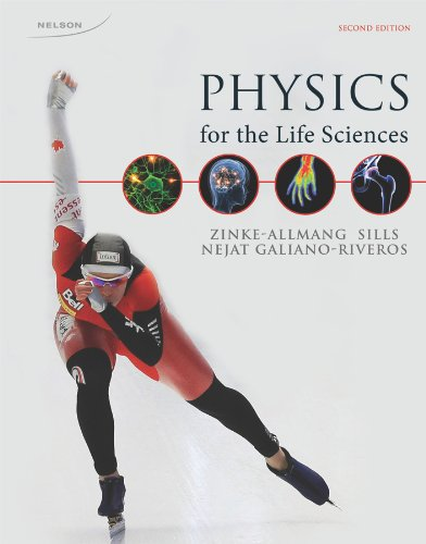 Physics for The Life Sciences, 2nd Edition Solution Manual