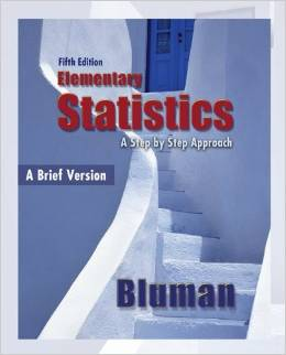 Test Bank for Elementary Statistics A Brief Version 5th Edition Bluman