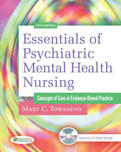 Test Bank For Essentials of Psychiatric Mental Health Nursing: Concepts of Care in Evidence-Based Practice, 5 edition: Mary C. T