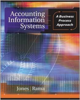Instructor Manual For Accounting Information Systems: A Business Process Approach Edition: 2nd by Frederick Jones (Author), Dasaratha Rama (Author)