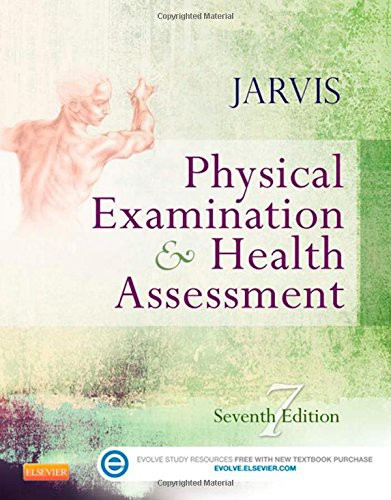 Test Bank Jarvis Physical Examination Health Assessment 7 Edition