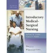 Test Bank Timby/Smith: Introductory MedicalSurgical Nursing 9th edition (chapters)