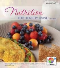 Test Bank Schiff Edition Healthy for Nutrition 3rd Living