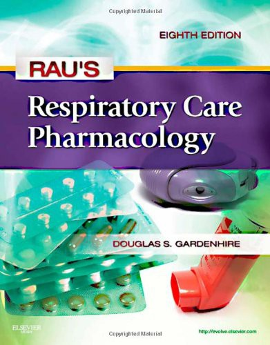 Test Bank Raus Respiratory Care Pharmacology 8 Edition Gardenhire