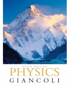 Test Bank for Physics: Principles with Applications, 6th Edition: Douglas C. Giancoli
