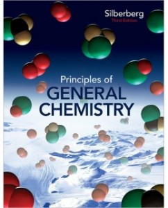 Test Bank for Principles of General Chemistry, 3rd Edition: Martin Silberberg