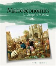 Principles of Macroeconomics Mankiw 5th Edition Test Bank