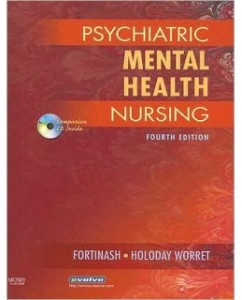 Test Bank for Psychiatric Mental Health Nursing, 4th Edition: Katherine M. Fortinash