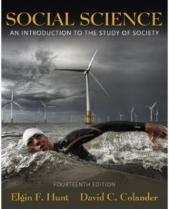 Test Bank for Social Science: An Introduction to the Study of Society, 14th Edition: Elgin F. Hunt