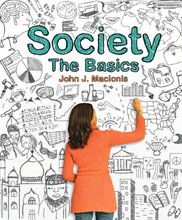 Society The Basics Macionis 12th Edition Test Bank
