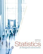 Statistics for Management and Economics Keller 10th Edition Solutions Manual
