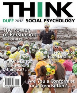 Test Bank for THINK Social Psychology 2012 Edition: Duff