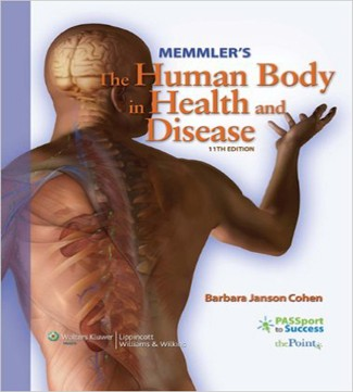 Memmler's The Human Body In Health and Disease 11th Edition Cohen Test Bank