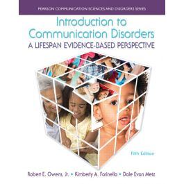 Test Bank for Introduction to Communication Disorders 5th Edition by Owens