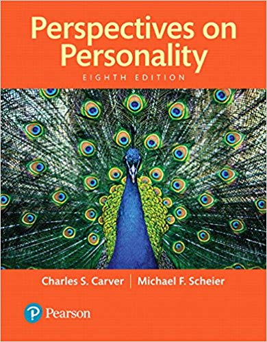 Test Bank for Perspectives on Personality, 8th Edition