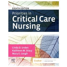 Test Bank for Priorities in Critical Care Nursing 8th Edition by Urden