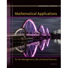 Solution Manual for Mathematical Applications for the Management, Life, and Social Sciences, 11th Edition
