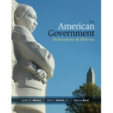 Test Bank for American Government Institutions and Policies, 14th Edition