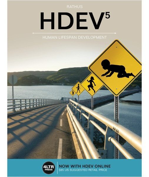 Test Bank for HDEV 5th Edition by Rathus