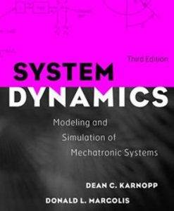 Solutions Manual to accompany System Dynamics 3rd edition 9780471333012