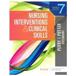 Test Bank for Nursing Interventions and Clinical Skills 7th Edition by Perry