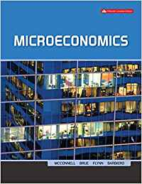 Test Bank for Microeconomics 15th Canadian by Mcconnell