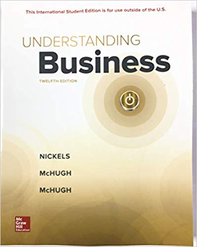 Test Bank for Understanding Business 12th by Nicekls