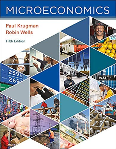 Test Bank for Microeconomics Fifth Edition