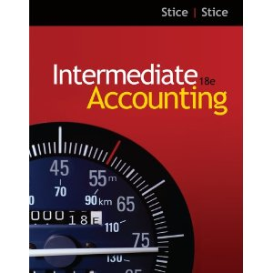 Intermediate Accounting Stice 18th Edition Test Bank
