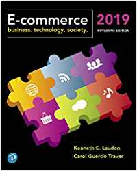 Test Bank for E-Commerce 2019 Business, Technology and Society 15th by Laudon