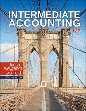 Solution Manual for Intermediate Accounting 17th by Kieso