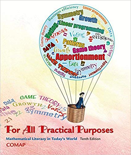 Solution Manual for For All Practical Purposes: Mathematical Literacy in Today's World Tenth Edition