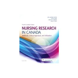 Test Bank for Nursing Research in Canada 4th Edition By LoBiondo-Wood