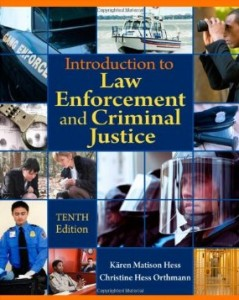 Test Bank for Introduction to Law Enforcement and Criminal Justice, 10th Edition : Hess