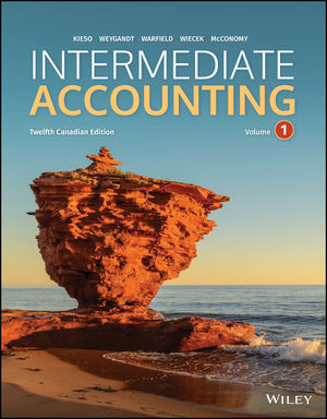 Solution Manual for Intermediate Accounting, Volume 1, 12th Canadian by Kieso