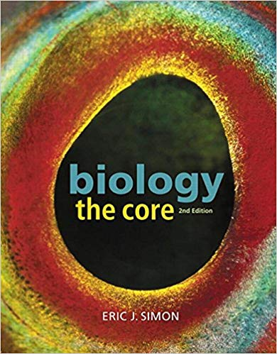 Test Bank for Biology: The Core 2nd Edition