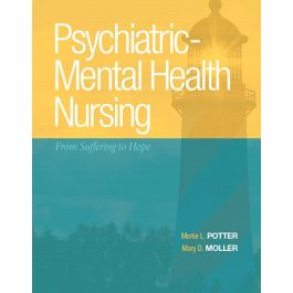 Test Bank for Psychiatric Mental Health Nursing 1st Edition by Potter