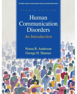 Solution Manual for Human Communication Disorders: An Introduction, 8/E 8th Edition : 0137061331
