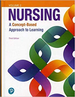 Test Bank for Nursing: A Concept-Based Approach to Learning, Volume II (3rd Edition) 3rd Edition