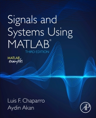 Solution Manual for Signals and Systems using MATLAB 3rd by Chaparro