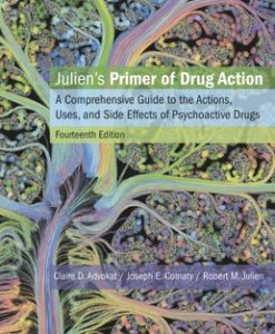 Test Bank for Julien's Primer of Drug Action 14th Edition Advokat