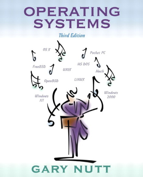 Solution Manual for Operating Systems, 3/E 3rd Edition. Gary Nutt